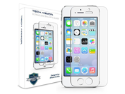Tech Armor Apple iPhone 5 Ballistic Glass Screen Protectors for Apple iPhone 5C / 5S / 5 / SE [1] 9SIA10555Z8516