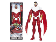 Avengers Falcon 12-Inch Titan Heroes Action Figure 9SIA10555R4602