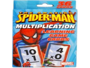 Spiderman Multiplication Learning Game Cards 9SIV16A6769545