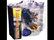 Diamond Select Toys Marvel Select Stealth Iron Man Action Figure 9SIA10555S4509