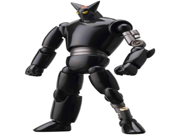 Gaiking Legend of DaikuMaryu Revoltech #044 Super Poseable Action Figure Black Ox 9SIA10555R4696