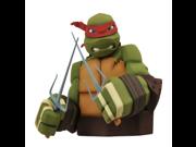 Diamond Select Toys Teenage Mutant Ninja Turtles: Raphael Bust Bank 9SIA10555S4818
