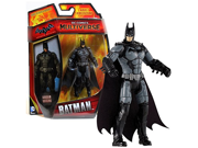 "Mattel Year 2014 DC Comics Multiverse """"Batman Arkham Origins"""" Series 4 Inch Tall Action Figure - BATMAN (CDW40) with Grey Belt"" 9SIA10555S4189"