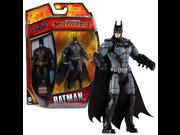 "Mattel Year 2014 DC Comics Multiverse """"Batman Arkham Origins"""" Series 4 Inch Tall Action Figure - BATMAN (CDW40) with Grey Belt"" 9SIA10555S4189"