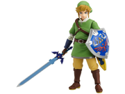 Good Smile The Legend of Zelda: Skyward Sword Link Figma Action Figure 9SIA10555S4339