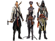 McFarlane Toys Action Figure - Assassins Creed Series 2 - SET OF 3 9SIA10555R4886