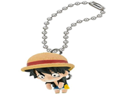 One Piece Tsumande Tsunagete Mascot charm~Figure Swing~Monkey D Luffy 9SIA10555S6484