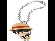 One Piece Tsumande Tsunagete Mascot charm~Figure Swing~Monkey D Luffy 9SIA10555S6484