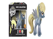 Funko My Little Pony: Derpy Vinyl Figure, Clear Glitter (SDCC Amazon Exclusive) 9SIA10555R4932