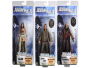 NECA Jonah Hex inches  Action Figure Set of 3 9SIA10555R4989