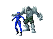 DC Collectibles Injustice: Catwoman vs. Doomsday Action Figure, 2-Pack 9SIA10555S6287