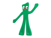 Gumby Posable Bendy Figure Toy - 2.5 inch - 6 Pack 9SIA10555S4488