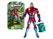 Mattel Year 2010 DC Universe Green Lantern Wave 1 Classics Series 6-1/2 Inch Tall Action Figure #6 - MANHUNTER ROBOT with Green Lantern Plus ARKILLOs Upper Tors 9SIA10555S6210
