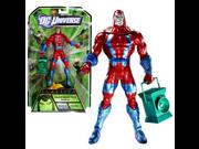 Mattel Year 2010 DC Universe Green Lantern Wave 1 Classics Series 6-1/2 Inch Tall Action Figure #6 - MANHUNTER ROBOT with Green Lantern Plus ARKILLOs Upper Tors 9SIA10555S6210