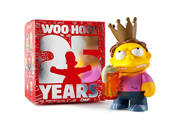 Kidrobot The Simpsons 25th Anniversary Mini Series 3-inch Figure - Plow King 9SIA10555S4626