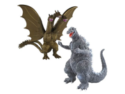 Godzilla Wave 6 Collectible 6-Inch Action Figure Set 9SIA10555S6573