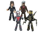 Diamond Select Toys Marvel Minimates: Ant-Man Movie Box Set Action Figure 9SIA10555S6516