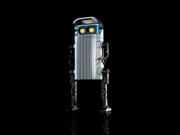 Chogokin GB-38 Scope Lightan Action Figure 9SIA10555R4443