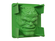 Diamond Select Toys Marvel Hulk Plastic Gelatin Mold Toy 9SIA17P5TG2488
