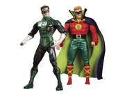 DC Direct DC Origins: Series Two: Green Lantern Action Figure Two-Pack 9SIA10555R4801