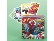 Marvel Spider-Man Uno in Tin Box 9SIA10555S1916