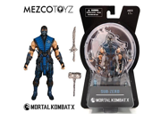 "Mezco Toyz Mortal Kombat X Series 1 Sub-Zero 6"""" Action Figure"" 9SIA10555R4799"