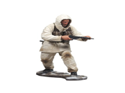 Marine Infantry Call of Duty World at War British Spec Ops Soldier Battle For the Roer Triangle Figure
