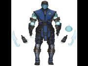"Mezco Toys Mortal Kombat X: Sub-Zero (Ice Version) 6"""" Action Figure"" 9SIA10555S4303"