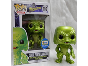 Funko Pop! Universal Monsters Metallic Creature From the Black Lagoon Vinyl Figure Exclusive 9SIA10555S6309