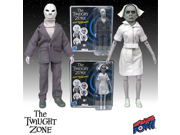 The Twilight Zone Alien and Nurse Action Figures 9SIA10555R4480
