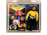 Star Trek: The Original Series: Retro Cloth Kirk Figure 9SIA17P5TH1248