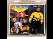 Star Trek: The Original Series: Retro Cloth Kirk Figure 9SIA10555S6293