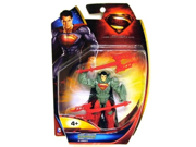 Man Of Steel Movie: Basic Action Figure Combat Superman 9SIA10555S6245