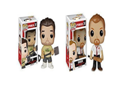 Pop! Movies: Shaun of the Dead Set of 2 9SIA10555R4784