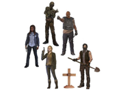 The Walking Dead TV Series 9 Beth Greene, Grave Digger Daryl Dixon, T-Dog, Water Walker and Constable Michonne Action Figures Set of 5 9SIA10555R4433
