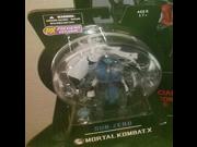 "Mezco Toyz Mortal Kombat X: Sub-Zero (Ice Version) 6"""" Action Figure PX Previews Exclusive"" 9SIA10555R4826"