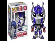 Exclusive Barnes and Noble Optimus Prime METALLIC Funko POP! Transformers Age of Extinction Vinyl Figure 9SIAD245A00207