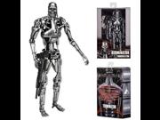 "Terminator - 7"""" Scale Action Figure - T-800 Endoskeleton (Classic Terminator) Window Box Figure"" 9SIA10555R4946"