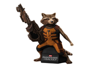Monogram Marvels Guardians of The Galaxy: Rocket Raccoon Figural Bank 9SIA10555S6241