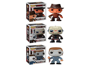 Funko Horror Classics POP! Movies Collectors Set: Freddy Krueger, Jason Voorhees, Michael Myers Action Figure 9SIV1976T57215