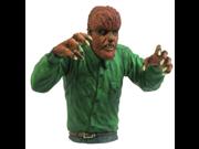 Diamond Select Toys Universal Monsters: Wolfman Bust Bank 9SIA10555S6307