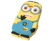 For LG Optimus F60 / Tribute LS660 Phone Case - Cute Despicable Me 2 for Minions Soft Gel Rubber Silicone Protection Skin Case Cover for LG Optimus F60 / Tribut 9SIA1055600706