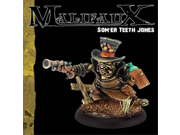 Somer Teeth Jones Outcasts Malifaux by Wyrd Miniatures 9SIA10555S6493
