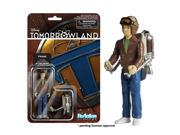 Tomorrowland Young Frank Walker ReAction 3 3/4-Inch Retro Action Figure 9SIA10555S4623