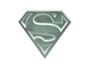 Diamond Select Toys Superman: The Animated Series: Metal Logo Bottle Opener 9SIA10555S4541