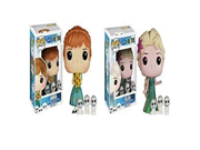 Disney Frozen Fever Anna, Elsa Pop! Vinyl Figures Set of 2! 9SIA10555S6498