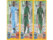 Match Attax England World Cup 2014 Nigeria Base Card Team Set (3 Cards) 9SIA10555R5985