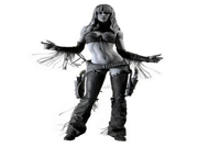 Sin City Series 1 > Nancy (Straight Hair) (Black and White) Action Figure 9SIA10555S6494