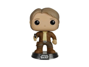 Star Wars Force Awakens POP Han Solo Bobble Head Vinyl Figure 9SIAA763UH3022