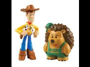 Disney Pixar Toy Story Buddy Twin Pack - Mr Pricklepants And Hero Woody 9SIA10555R8113